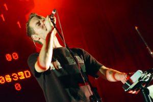 Massive Attack - Gurtenfestival