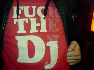 Fuck the Dj