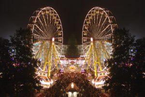Riesenrad - Jahrmarkt - St.Gallen