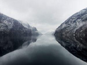 Fjord - Norwegen