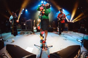 The Hillbilly Moon Explosion - Clanx Festival