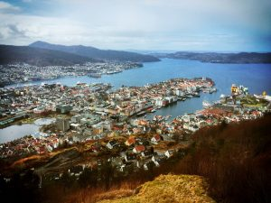 Bergen - Norwegen