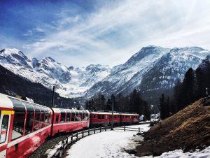 Bernina Express - Schweiz